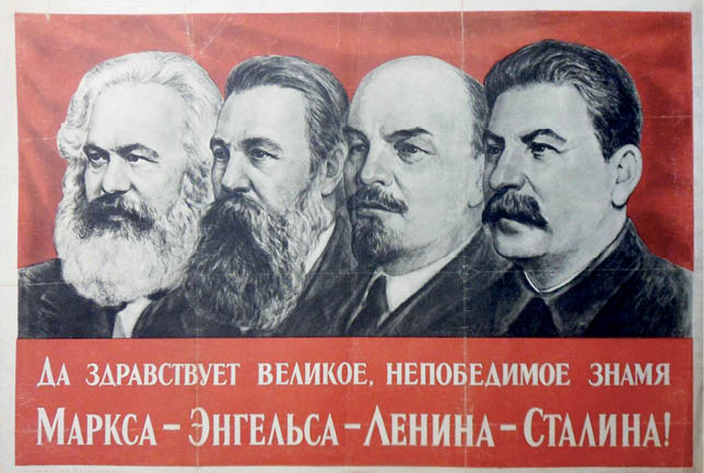 - The Personality Cult of Stalin in Soviet Posters, 1929 ...