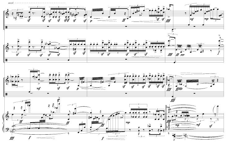 Australian Chamber Music with Piano - ANU